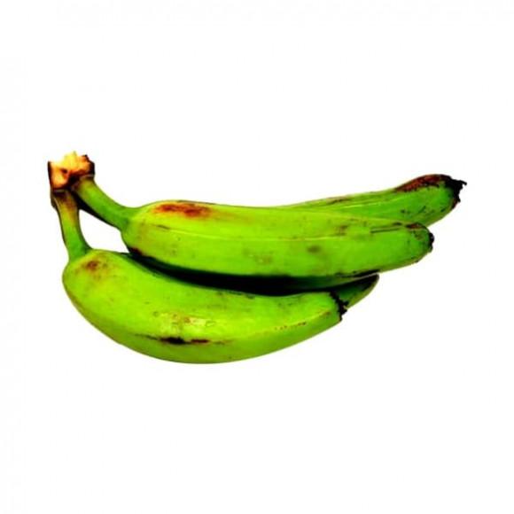 Organic Banana Green