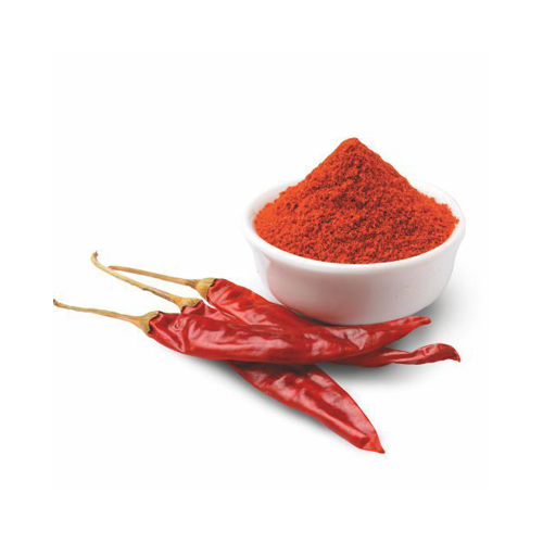Red Chilli Powder, Homemade