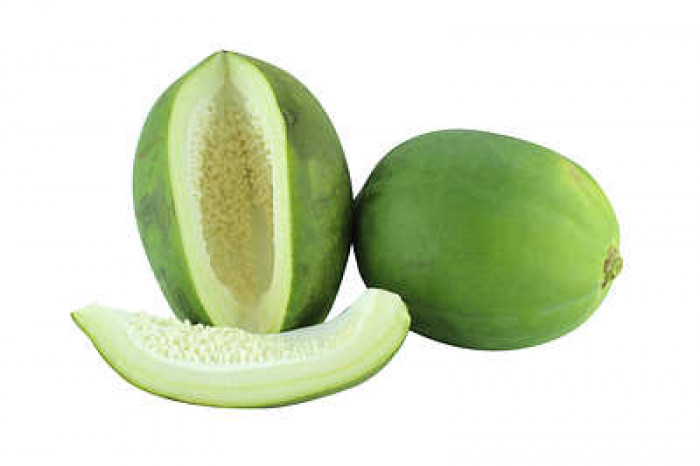 Organic Papaya Green