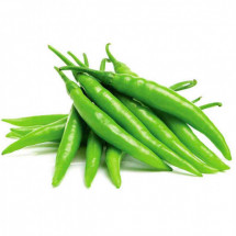 Organic Green Chilli - কাঁচা লঙ্কা