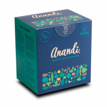 Anandi Pads - Certified Organic, Compostable & Biodegradable Sanitary Pads with Disposable Bags - XXL PADS