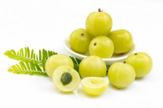 Organic Amla Green (আমলকী)