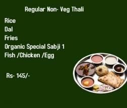 Regular Non-Veg Thali